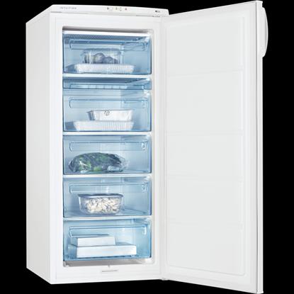 zamrażarka szufladowa electrolux euc19002w zamrażarki